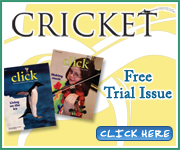 CricketMag.com - Shop Now!