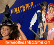 Shop HollywoodToysandCostumes.com Today!