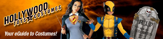 The best Halloween costumes at Hollywood Toys and Costumes .com