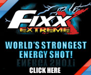 FIXX Energy Drinks - Strongest Energy Drink and Shot