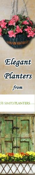 Shop SimplyPlanters.com Today!