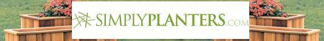 Shop SimplyPlanters.com Today!