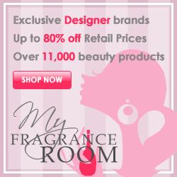 Discount Designer Perfumes, Colognes and Fragrances at MyFragranceRoom.com