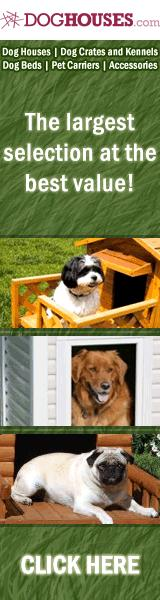 Shop DogHouses.com Today!