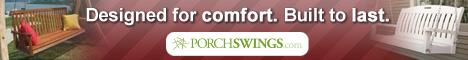 Shop PorchSwings.com Today!