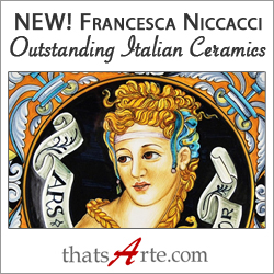 Shop for handmade Italian ceramics by Francesca Niccacci