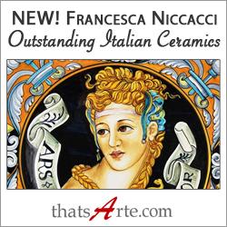 Shop for handmade Italian ceramics by Francesca Niccacci