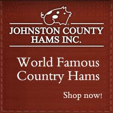 Enjoy World Famous Johnston County Hams!
