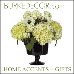 Silk Botanicals and Home Accents at BURKEDECOR.com