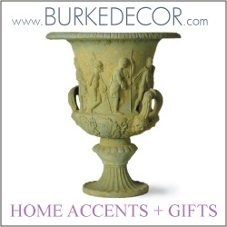 Reproduction Garden Planters, Urns, and more at BURKEDECOR.com