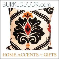 Designer Pillows by Bliss Studio at BURKEDECOR.com