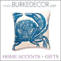 New Sealife Pillows from Designer Thomas Paul at BURKEDECOR.com