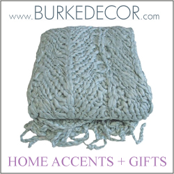Luxurious Throws at BURKEDECOR.com