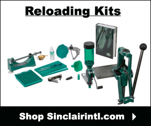 Reloading Kits at Sinclairintl.com