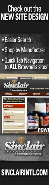 Shop Sinclair International for Reloading
