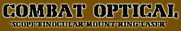 Shop CombatOptical.com Today!