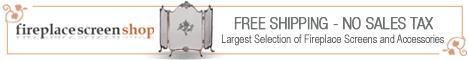 Shop FireplaceScreenShop.com Today!