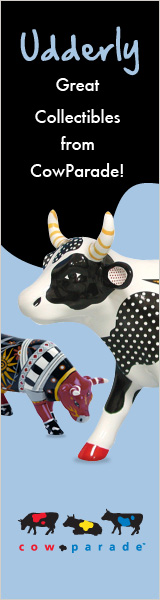 Utterly Great Collectibles from CowParade