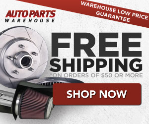Auto Parts Warehouse- Christmas