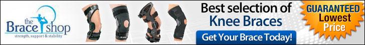 Knee Braceshop 728x90