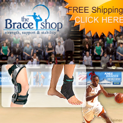 Braceshop.com-Extremity Braces, Therapy Products & Accessories for Baskeball injuries + FREE Shipping on $99+ Orders! Shop Now!