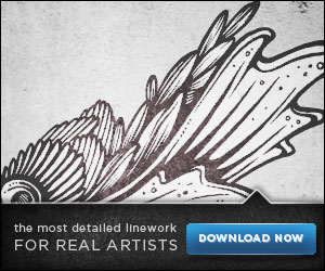 Detailed Linework For Real Artists at Go Media Arsenal