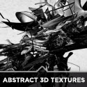 Abstract 3D Textures at Go Media Arsenal