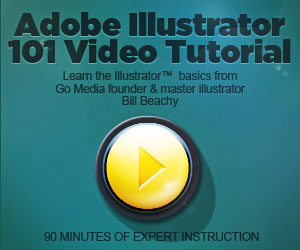 Video Tutorial: Adobe Illustrator 101