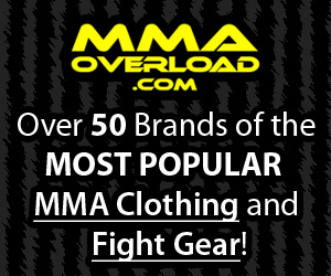 Shop MMAOverload.com Today!