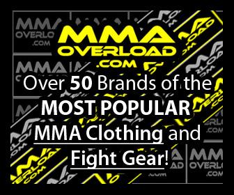 Shop MMAOverload.com Today!