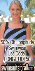 50% Off Sale!! Use code Longitude50 for 50% off select Longitude Swimwear
