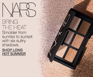 300x250 Long Hot Summer Eye Palette