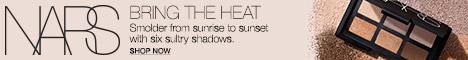 468x60 Long Hot Summer Eye Palette