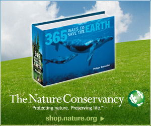 Visit the Nature Conservancy Marketplace for eco-friendly gifts, gear, and apparel.