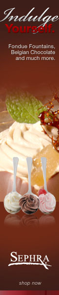 Try Sephra's Imported Belgian Mousse Mixes!