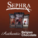 Try Sephra's Imported Belgian Fondue Chocolates!