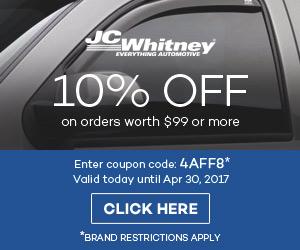 JC Whitney - Cyber Monday Super Sale