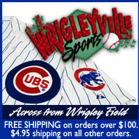 Shop WrigleyvilleSports.com Today!