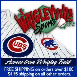 Shop WrigleyvilleSports.com Today!