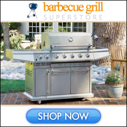 Shop BBQs, Inc Today!