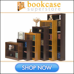 Shop Bookcases, Inc Today!