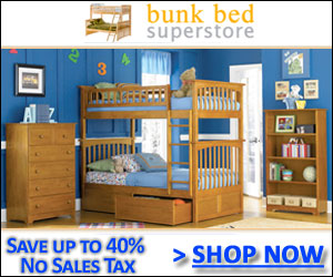 Shop Bunk Beds, Inc Today!