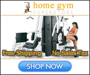 Shop Home Gyms, Inc. Today!