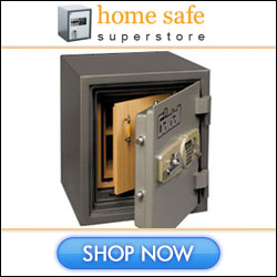 Shop at the Home Safe Store Today!