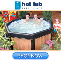 Shop at the Hot Tub Superstore Today!