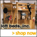 Shop Loft Beds, Inc. Today!