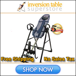 Shop Inversion Tables, Inc. Today!