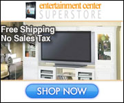 Shop Entertainment Centers, Inc. Today!