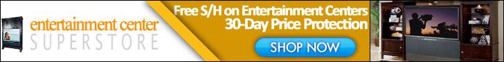 Shop Entertainment Centers, Inc. Today!