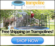 Shop Trampolines, Inc Today!